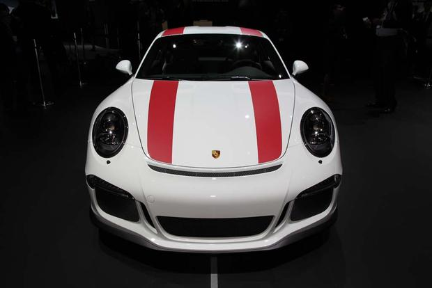 2016 Porsche 911 R and 2017 Porsche 718 Boxster and Macan: New York Auto Show featured image large thumb6