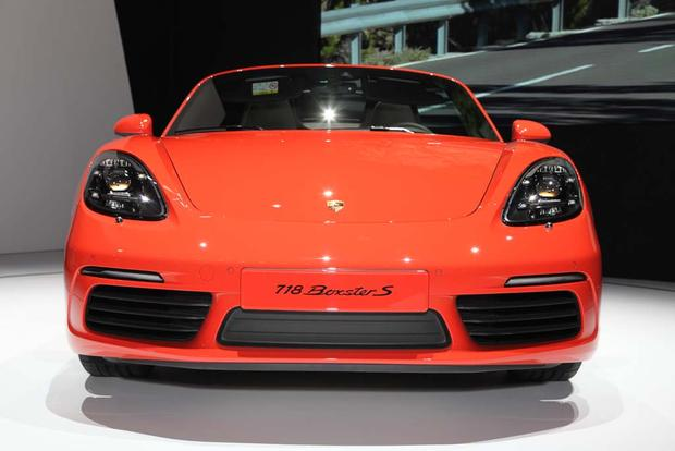 2016 Porsche 911 R and 2017 Porsche 718 Boxster and Macan: New York Auto Show featured image large thumb7