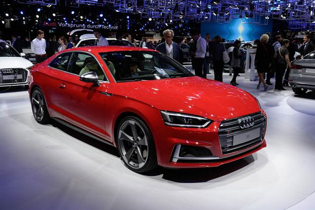 2018 Audi Q5 and 2018 Audi A5/S5 Sportback: Paris Auto Show