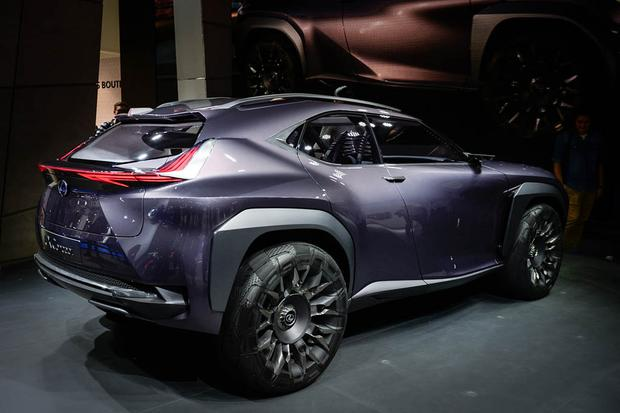Lexus UX and Kinetic Seat Concepts: Paris Auto Show featured image large thumb6