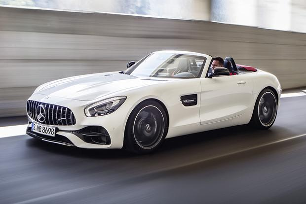 Mercedes-AMG GT Roadster and GLC43 Coupe: Paris Auto Show featured image large thumb4