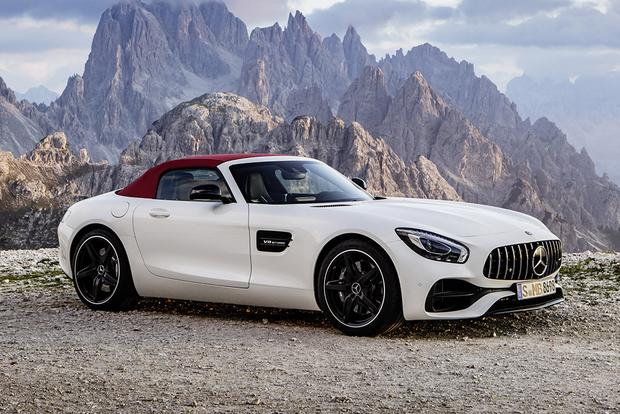 Mercedes-AMG GT Roadster and GLC43 Coupe: Paris Auto Show featured image large thumb5