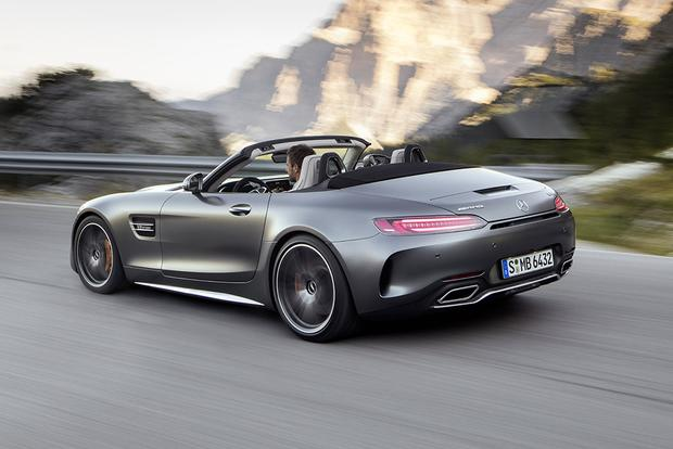 Mercedes-AMG GT Roadster and GLC43 Coupe: Paris Auto Show featured image large thumb6