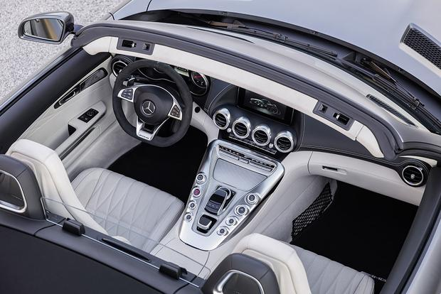 Mercedes-AMG GT Roadster and GLC43 Coupe: Paris Auto Show featured image large thumb7