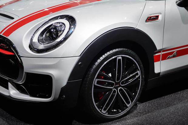 2017 Mini Clubman John Cooper Works Paris Auto Show Featured Image Large Thumb1