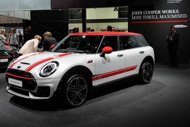 2017 Mini Clubman John Cooper Works Paris Auto Show Featured Image Large Thumb5