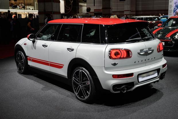 2017 MINI Clubman John Cooper Works: Paris Auto Show