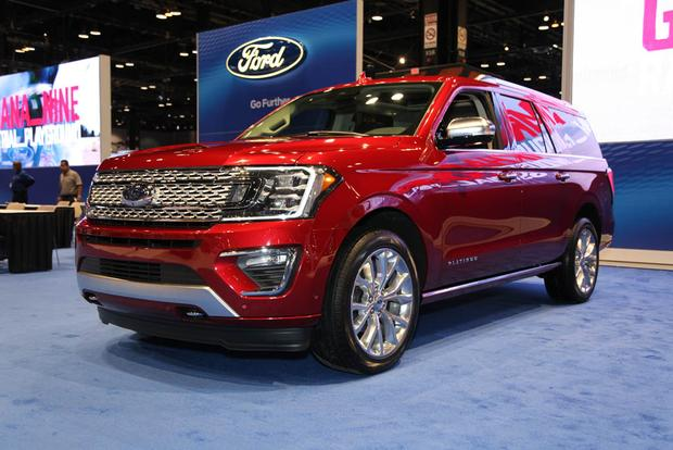 2018 Ford Expedition: Chicago Auto Show