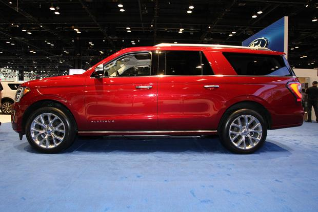 2018 Ford Expedition: Chicago Auto Show featured image large thumb1