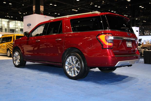 2018 Ford Expedition: Chicago Auto Show featured image large thumb2