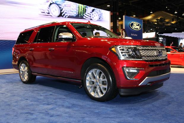 2018 Ford Expedition: Chicago Auto Show featured image large thumb3