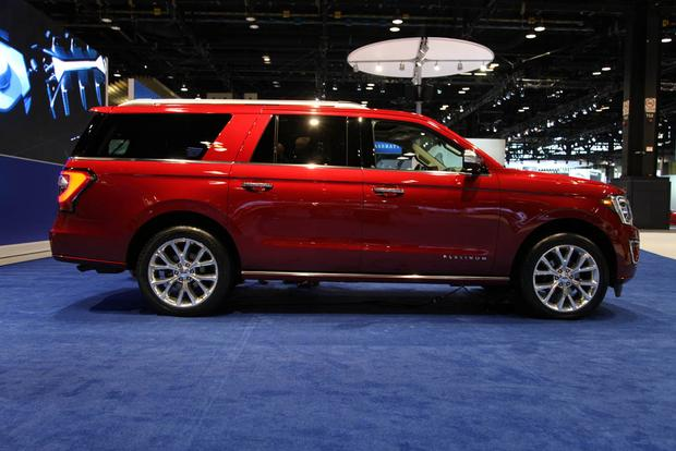 2018 Ford Expedition: Chicago Auto Show featured image large thumb4