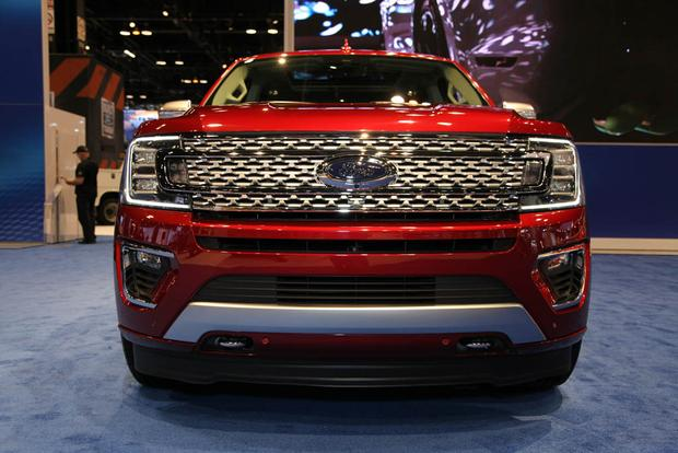 2018 Ford Expedition: Chicago Auto Show featured image large thumb5