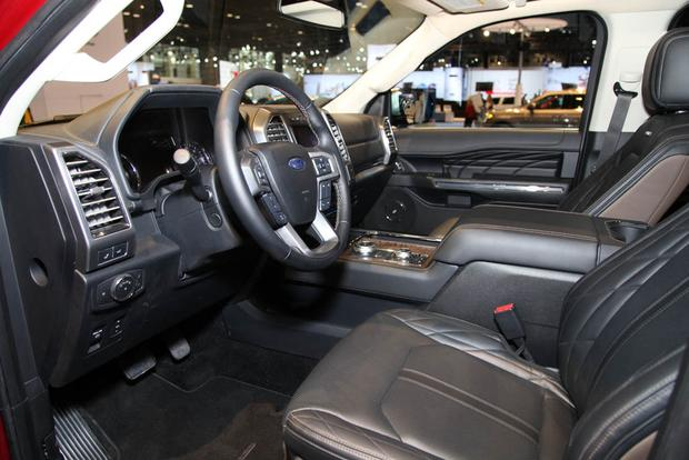 2018 Ford Expedition: Chicago Auto Show featured image large thumb6