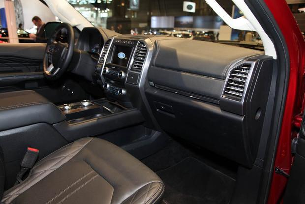 2018 Ford Expedition: Chicago Auto Show featured image large thumb7