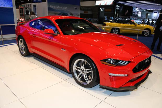 2018 Ford Mustang: Chicago Auto Show featured image large thumb0
