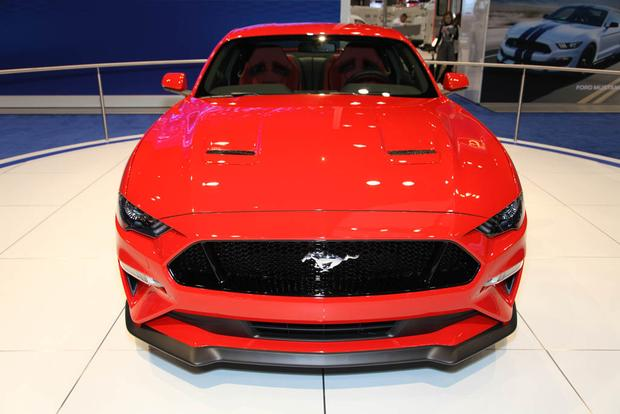 2018 Ford Mustang: Chicago Auto Show featured image large thumb2