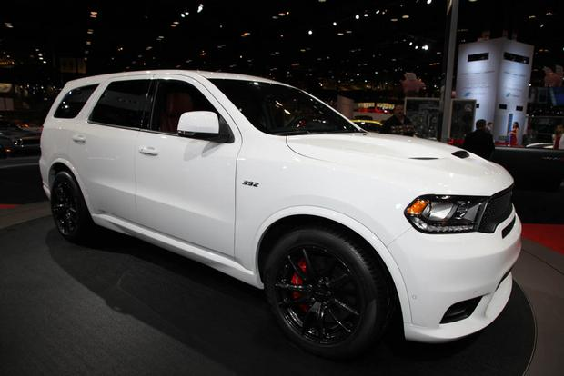 2018 Dodge Durango Srt Chicago Auto Show Featured Image Thumbnail