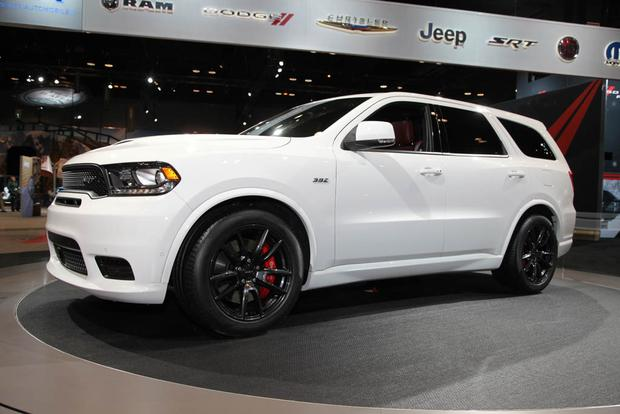 2018 Dodge Durango SRT: Chicago Auto Show featured image large thumb2