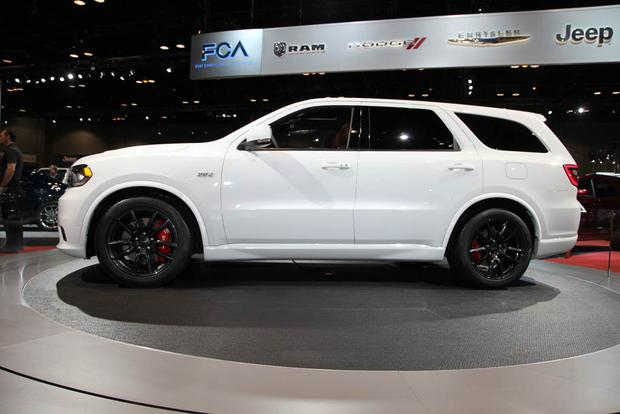 2018 Dodge Durango SRT: Chicago Auto Show featured image large thumb3