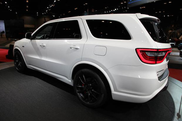 2018 Dodge Durango SRT: Chicago Auto Show featured image large thumb4