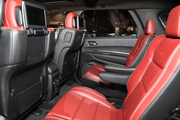 2018 Dodge Durango SRT: Chicago Auto Show featured image large thumb6