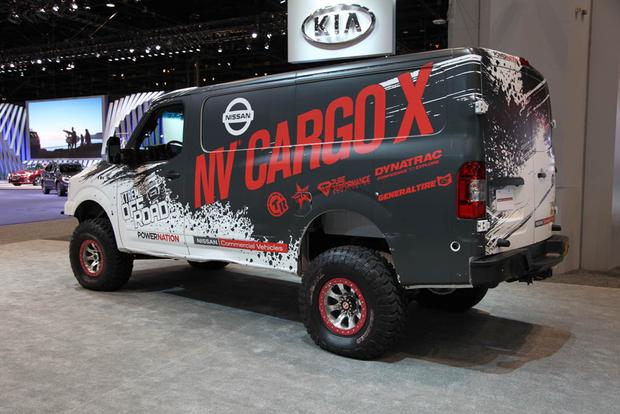 Nissan NV Cargo X Concept: Chicago Auto Show featured image large thumb3