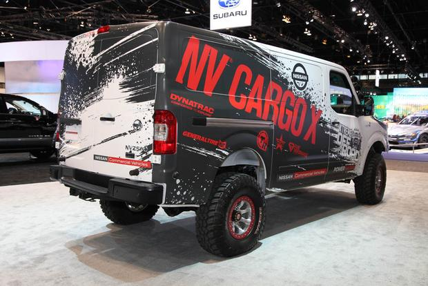 Nissan NV Cargo X Concept: Chicago Auto Show featured image large thumb5