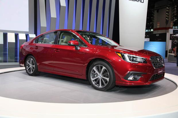2018 subaru legacy sport. brilliant subaru 2018 subaru legacy chicago auto show featured image large thumb0 with subaru legacy sport