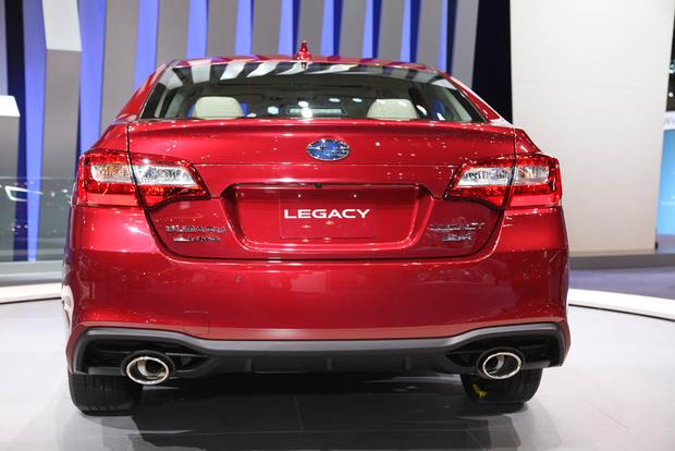 2018 subaru legacy sport. contemporary subaru 2018 subaru legacy chicago auto show featured image large thumb3 to subaru legacy sport