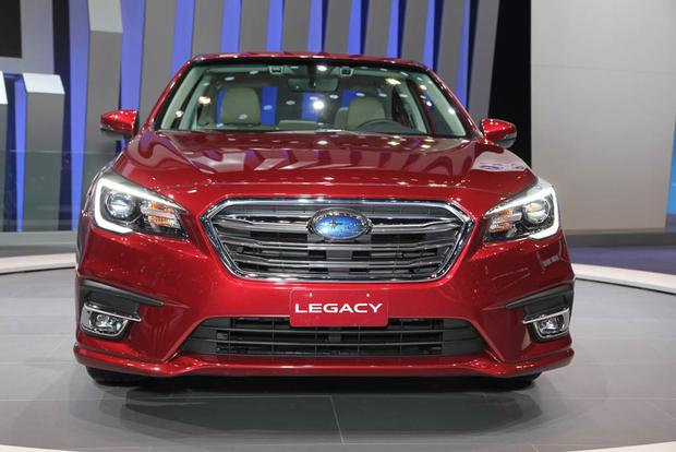 2018 Subaru Legacy: Chicago Auto Show featured image large thumb5