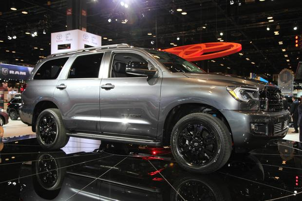 2018 Toyota Tundra TRD Sport: Chicago Auto Show featured image large thumb6