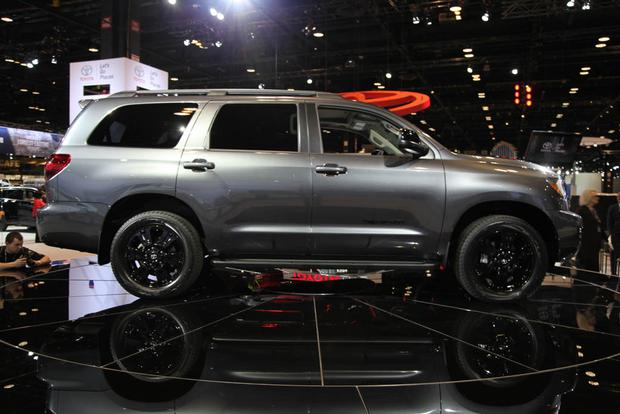 2018 Toyota Tundra TRD Sport: Chicago Auto Show featured image large thumb7