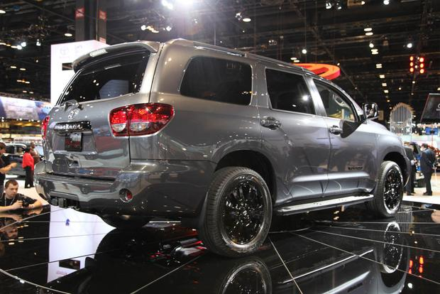 2018 Toyota Tundra TRD Sport: Chicago Auto Show featured image large thumb8