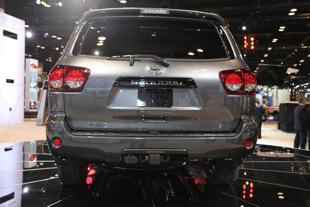 2018 Toyota Tundra TRD Sport: Chicago Auto Show featured image large thumb9