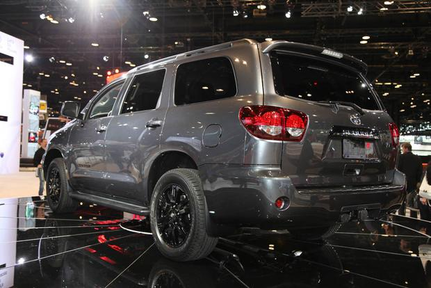 2018 Toyota Tundra TRD Sport: Chicago Auto Show featured image large thumb10