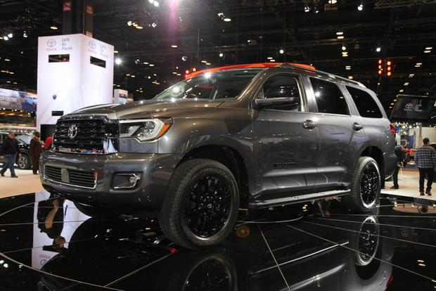 2018 Toyota Tundra TRD Sport: Chicago Auto Show featured image large thumb11
