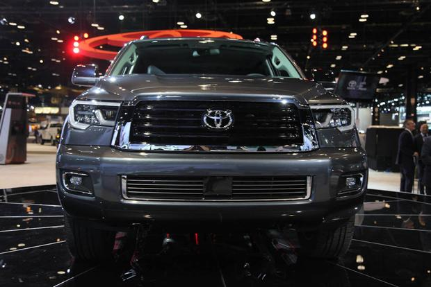 2018 Toyota Tundra TRD Sport: Chicago Auto Show featured image large thumb12