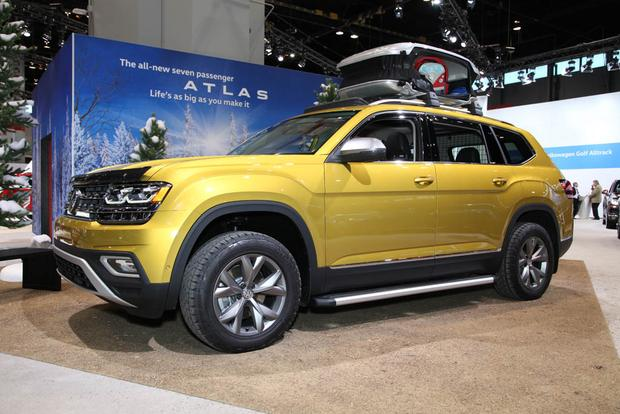 Volkswagen Atlas Weekend Concept: Chicago Auto Show