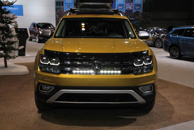 Volkswagen Atlas Weekend Concept: Chicago Auto Show featured image large thumb1