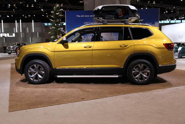 Volkswagen Atlas Weekend Concept: Chicago Auto Show featured image large thumb2