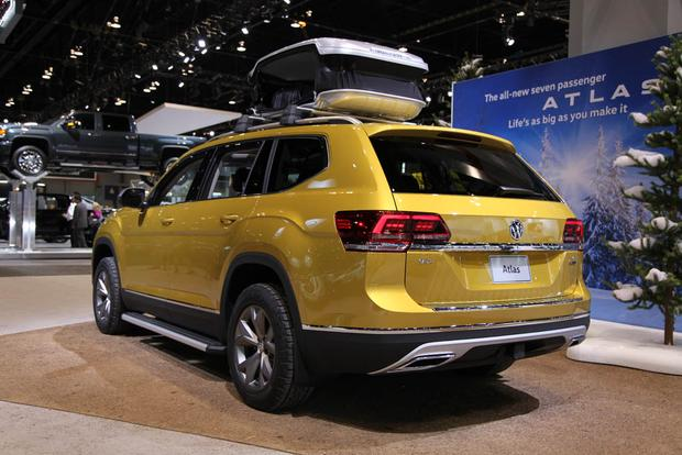 Volkswagen Atlas Weekend Concept: Chicago Auto Show featured image large thumb3