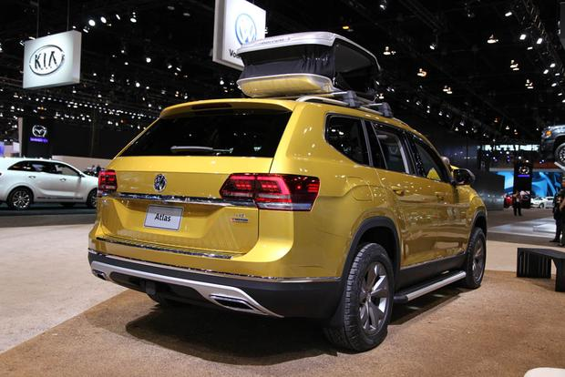 Volkswagen Atlas Weekend Concept: Chicago Auto Show featured image large thumb5
