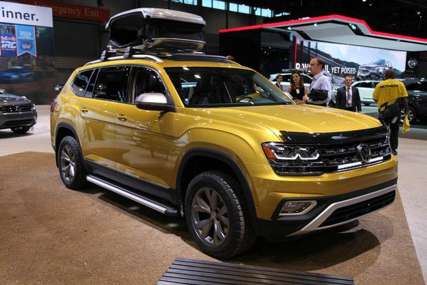 Volkswagen Atlas Weekend Concept: Chicago Auto Show featured image large thumb6