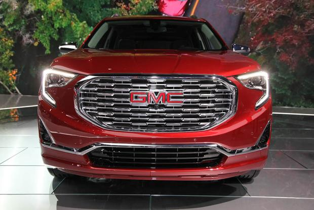 2018 GMC Terrain: Detroit Auto Show featured image large thumb0