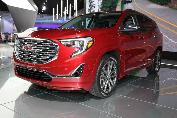 2018 GMC Terrain: Detroit Auto Show featured image large thumb1