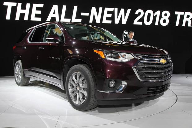 2018 Chevrolet Traverse: Detroit Auto Show featured image large thumb0