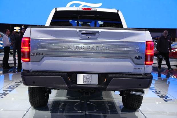 2018 Ford F-150: Detroit Auto Show featured image large thumb3