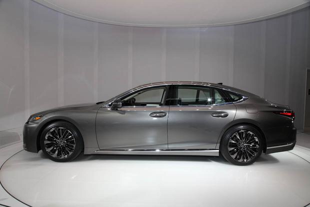 2018 Lexus LS: Detroit Auto Show featured image large thumb1