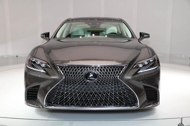 2018 Lexus LS: Detroit Auto Show featured image large thumb5